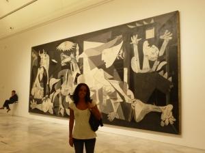 Safiya and Guernica