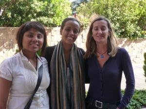 Rocio, Marcela and Safs