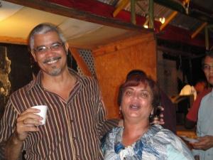 Douglas and Saroj