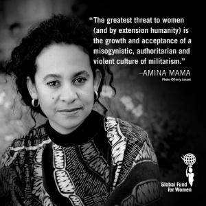 Amina Mama quote